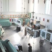 Berkhouter kerk - Berkhout - Expositie Art Berkhout 2015