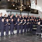 Berkhouter kerk - Berkhout Westfries mannenkoor