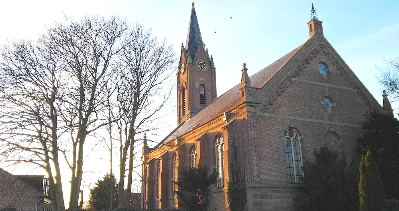 Berkhouter kerk - Berkhout